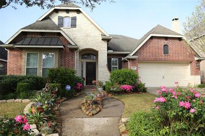 Sugar Land Single Family Home For Sale: 814 Hollington Way