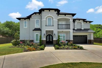 Pearland Single Family Home For Sale: 1610 Stone Road