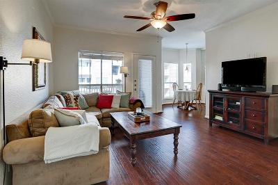 Houston TX Condo/Townhouse For Sale: $220,000