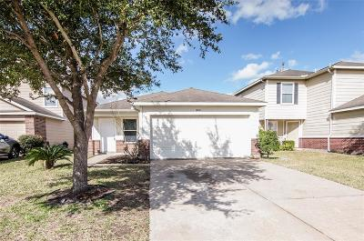 Cypress Single Family Home For Sale: 19110 Wild Yaupon Drive