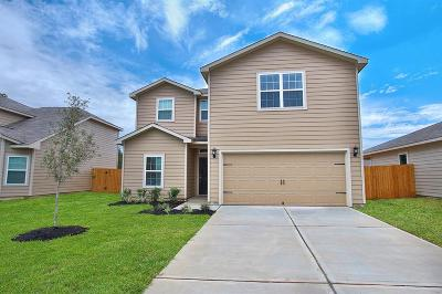 Brookshire Single Family Home For Sale: 729 Crystal Lakes Drive