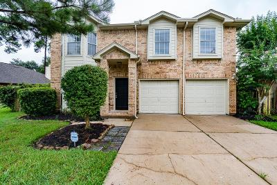 Kingwood Single Family Home For Sale: 21504 Palace Pines Drive