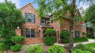 The Woodlands Single Family Home For Sale: 19 Wooded Path Place