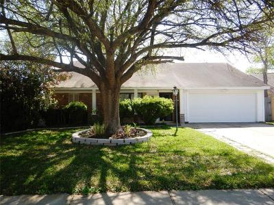 Katy Single Family Home For Sale: 2658 Planters House Lane