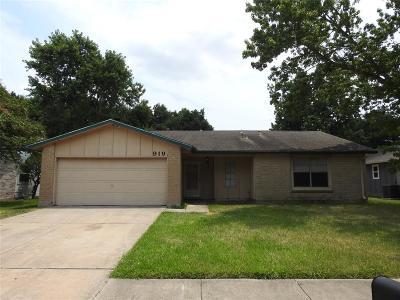 Katy Rental For Rent: 919 Cheyenne Meadows Drive