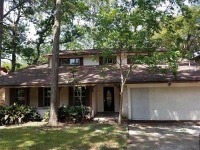 Crosby Single Family Home For Sale: 21051 Flaming Arrow Trail