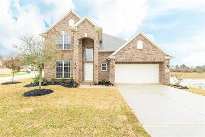Kingwood Single Family Home For Sale: 21383 Somerset Shores Crossing