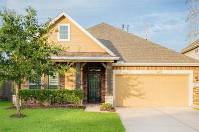 Baytown Single Family Home For Sale: 7714 Brooks Crossing Drive