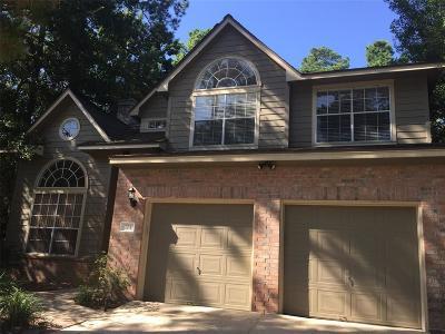 The Woodlands Single Family Home For Sale: 104 E Lakeridge Drive