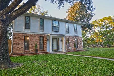 Houston Single Family Home For Sale: 16023 Brookford Drive