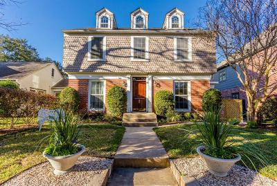 West University Place Single Family Home For Sale: 3128 Lafayette Street