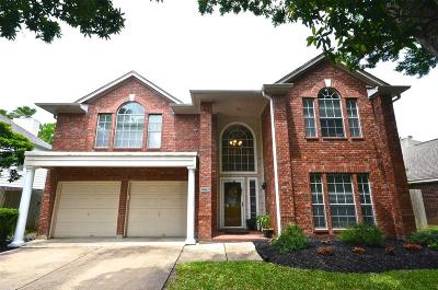 League City Single Family Home For Sale: 2226 Palm Lagoon Drive