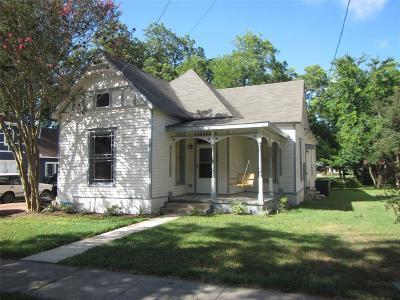 Lavaca County Single Family Home For Sale: 104 Coke Street