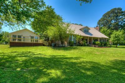 San Jacinto County Single Family Home For Sale: 31 Edgewater Terrace