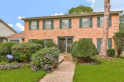 Houston Single Family Home For Sale: 10818 Chevy Chase Drive