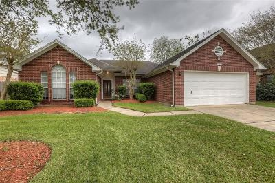 Friendswood Single Family Home For Sale: 2922 Rolling Fog Drive