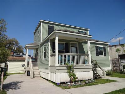 Single Family Home For Sale: 3906 Avenue N