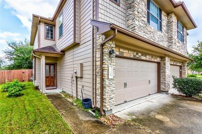 Dickinson Condo/Townhouse For Sale: 308 Brandy Ridge Lane