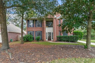 The Woodlands Single Family Home For Sale: 10 Shellbark Place