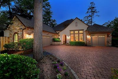 The Woodlands Single Family Home For Sale: 27 Cotillion Court