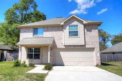 Conroe Single Family Home For Sale: 16419 Tracy Court