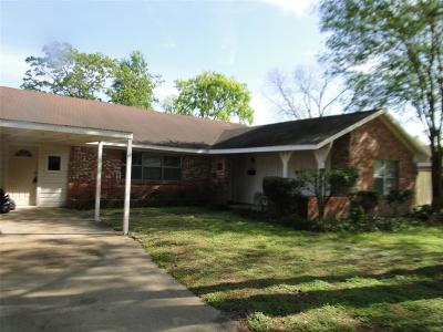 Houston Single Family Home For Sale: 4406 Omeara Drive