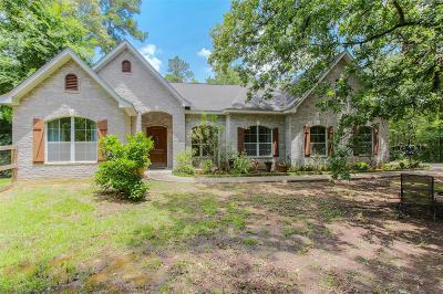 Magnolia Single Family Home For Sale: 11718 Garwood Drive