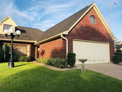 Pearland TX Condo/Townhouse For Sale: $140,000