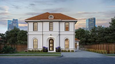Single Family Home For Sale: 2411 Binz Street