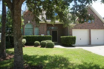 Seabrook Single Family Home For Sale: 3413 Ocean Ridge Circle
