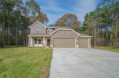 Huffman Single Family Home For Sale: 28707 Riverside Crest Lane