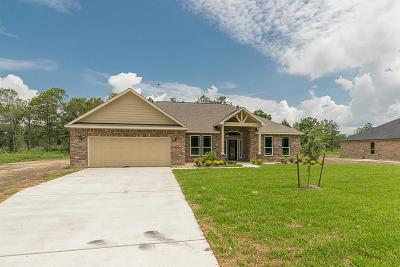 Baytown Single Family Home For Sale: 5127 Camp Creek