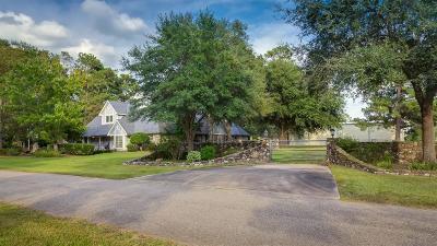 Single Family Home For Sale: 26414 Pin Oak Drive