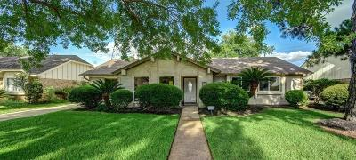 Spring Shadows Single Family Home For Sale: 2534 Palo Pinto Drive