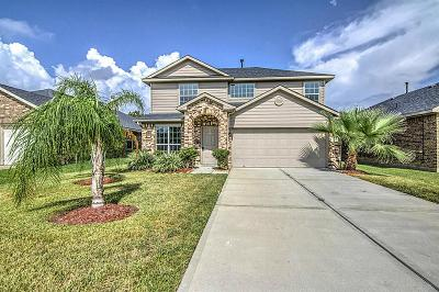 Bacliff Single Family Home For Sale: 314 Gulf Winds Drive