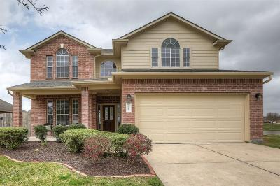 Pearland Single Family Home For Sale: 7311 Northfork Drive