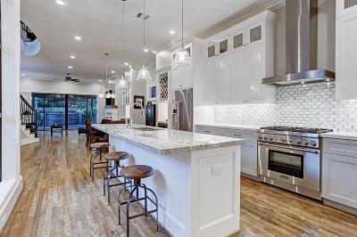 Houston Single Family Home For Sale: 1301 Peden Street