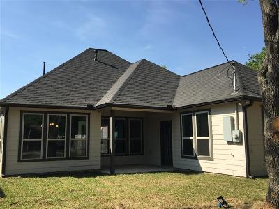 Brookshire Single Family Home For Sale: 3502 7th Street