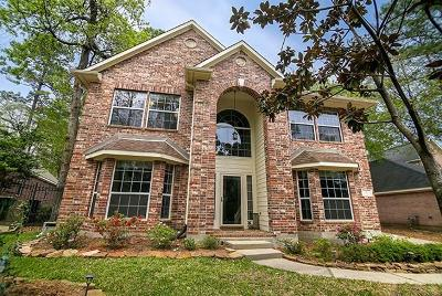 The Woodlands TX Single Family Home For Sale: $307,500