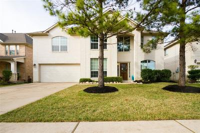 Pearland Single Family Home For Sale: 12307 Signal Hill Court