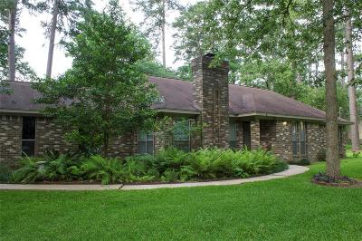 Magnolia Single Family Home For Sale: 706 Creek Crossing