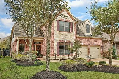 The Woodlands Single Family Home For Sale: 210 N Vershire Circle
