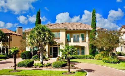 Houston Single Family Home For Sale: 1306 Westshore Drive