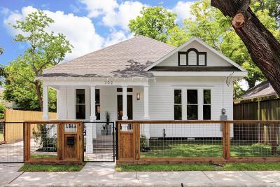 Houston Single Family Home For Sale: 302 E Payne Street