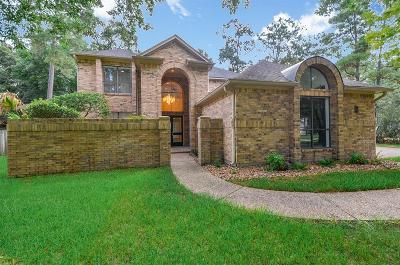 The Woodlands Single Family Home For Sale: 12 E Eden Elm Circle