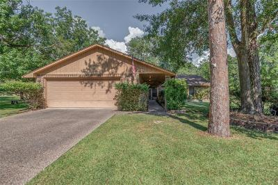 Montgomery Single Family Home For Sale: 3406 Wood Rock Lane