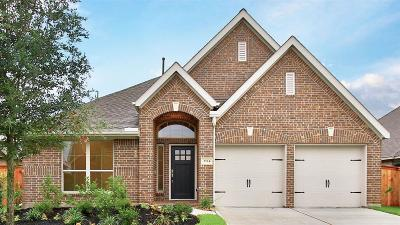 Manvel Single Family Home For Sale: 2714 Cutter Court