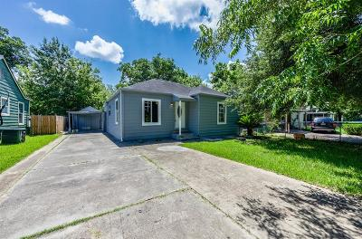 Pasadena Single Family Home For Sale: 817 Center Street