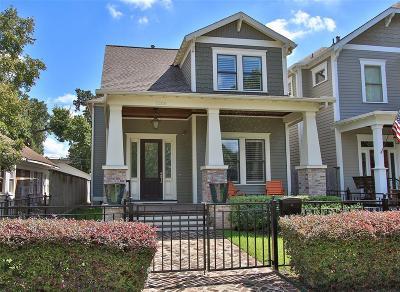 Houston Single Family Home For Sale: 1206 Tulane Street