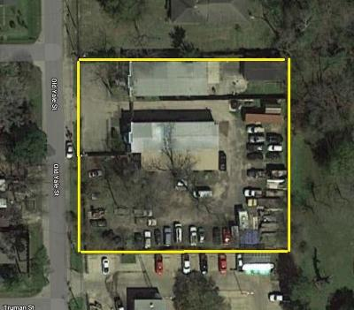 Residential Lots & Land For Sale: 4414 Old Yale Street